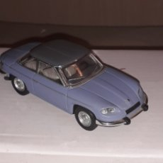 Coches a escala: SOLIDO PANHARD 24CT 1964. Lote 128513632