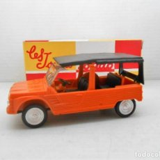 Auto in scala: 36 COCHE CITROEN MEHARI SOLIDO 1/43 1:43 MODEL CAR SALVAT MADE IN FRANCE MINIATURE MINIATURA. Lote 133201870