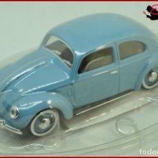 Coches a escala: FRA3 76 - COCHES A ESCALA - SOLIDO 1:43 - VW VOLKSWAGEN COCCINELLE 1950. Lote 139171442