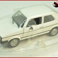 Coches a escala: FRA3 71 - COCHES A ESCALA - SOLIDO 1:43 - VW VOLKSWAGEN GOLF 1 1974. Lote 139175382