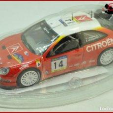 Coches a escala: FRA3 76 - COCHES A ESCALA - SOLIDO 1:43 - CITROEN XSARA WRC. Lote 139176246