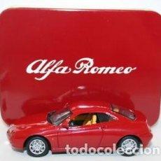 Coches a escala: ALFA ROMEO GTO 1995 (ROJO) 1:43 SOLIDO. Lote 143274282