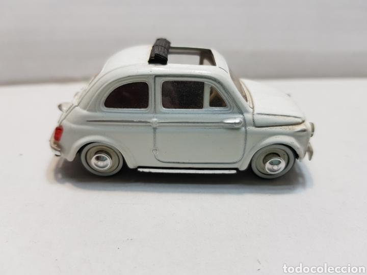 Coches a escala: Coche Fiat 500 de Solido - Foto 2 - 146719877