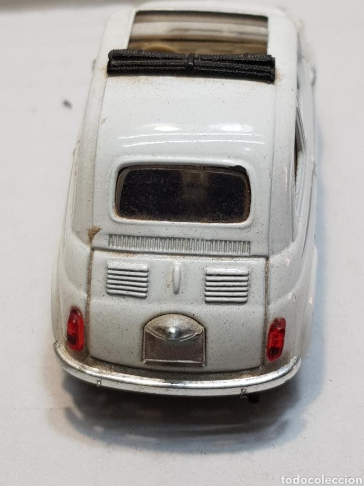 Coches a escala: Coche Fiat 500 de Solido - Foto 4 - 146719877