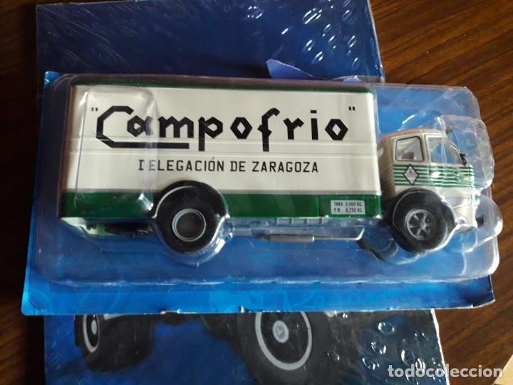 PEGASO CAMPOFRIO (Juguetes - Coches a Escala 1:43 Solido)
