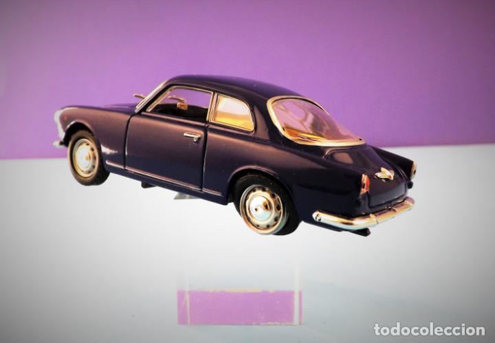 Coches a escala: Solido Alfa Romeo Guilietta de 1957 Colección Altaya - Foto 4 - 151068678