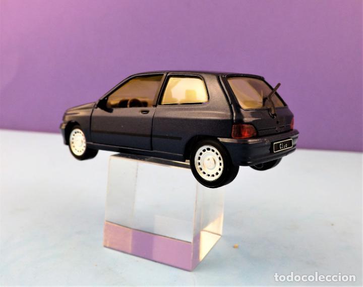 Coches a escala: Solido Renault Clio Colección Altaya - Foto 4 - 151084630