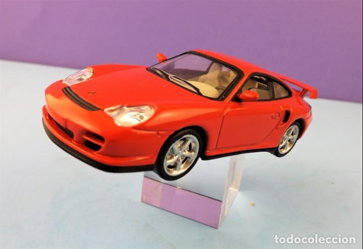 SOLIDO PORSCHE 911 GT2 COLECCIÓN ALTAYA (Juguetes - Coches a Escala 1:43 Solido)