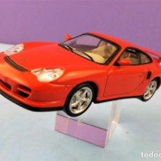 Coches a escala: SOLIDO PORSCHE 911 GT2 COLECCIÓN ALTAYA. Lote 151085070