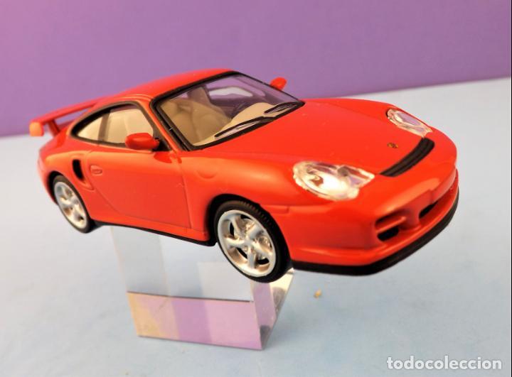 Coches a escala: Solido Porsche 911 GT2 Colección Altaya - Foto 2 - 151085070
