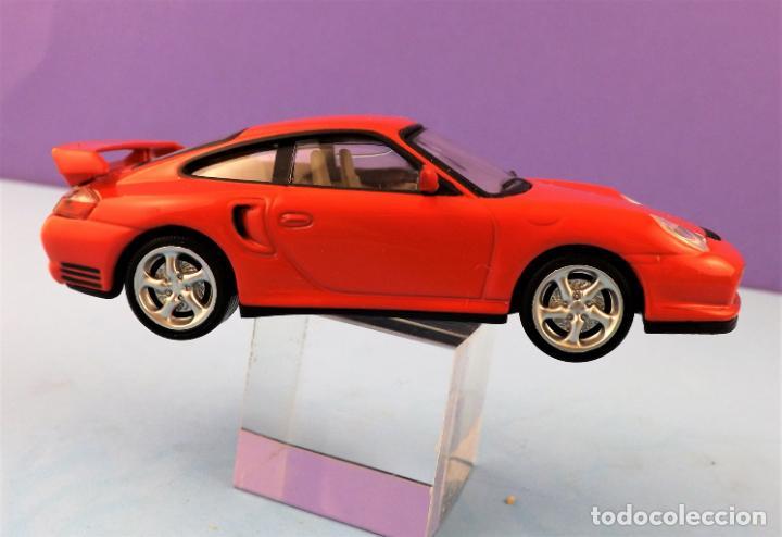 Coches a escala: Solido Porsche 911 GT2 Colección Altaya - Foto 3 - 151085070