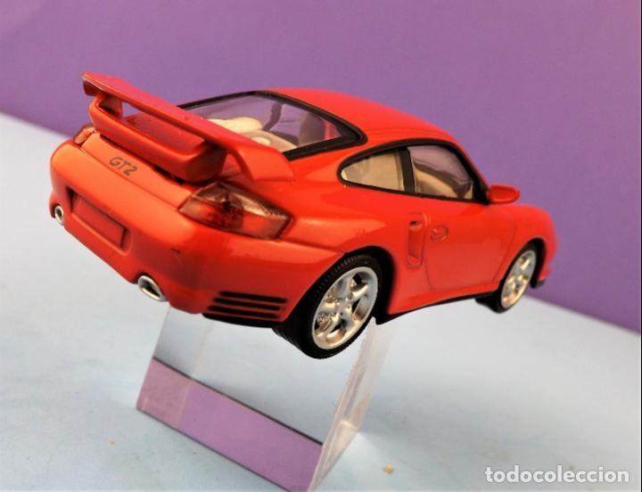 Coches a escala: Solido Porsche 911 GT2 Colección Altaya - Foto 4 - 151085070