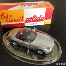 Coches a escala: BMW Z8 - ESCALA 1/43 - MARCA SOLIDO - DE SALVAT - NO ALTAYA PILEN JOAL NACORAL GUISVAL. Lote 166703970