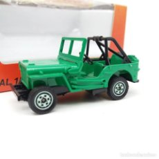 Coches a escala: JEEP WILLYS DE SÓLIDO AÑO 1982 - NO JUGADO. Lote 171044059