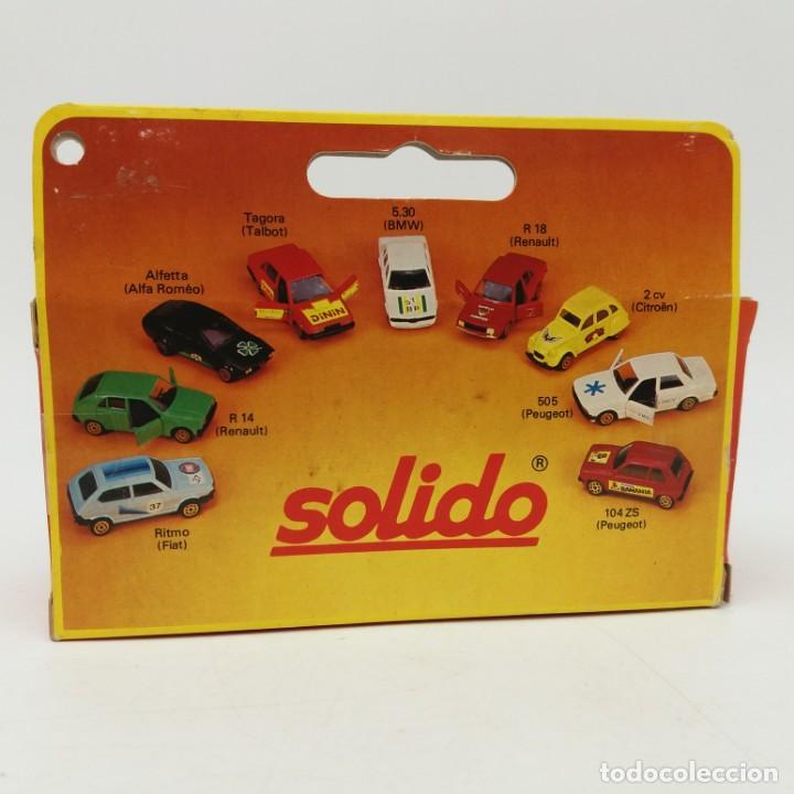 Coches a escala: Lancia Rally de SÓLIDO año 1983 - No jugado - Foto 4 - 171044379