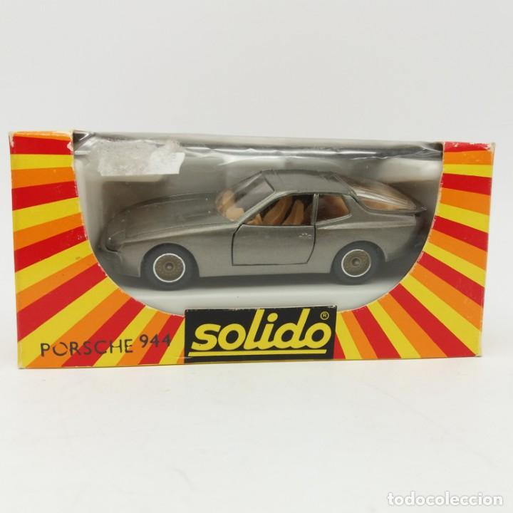 Coches a escala: Porsche 944 de SÓLIDO año 1986 - No jugado - Foto 3 - 171044620