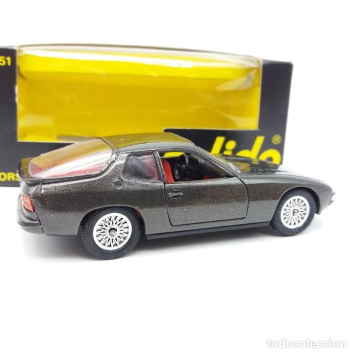 Coches a escala: Porsche 924 Turbo de SÓLIDO año 1980 - No jugado - Foto 2 - 171045297