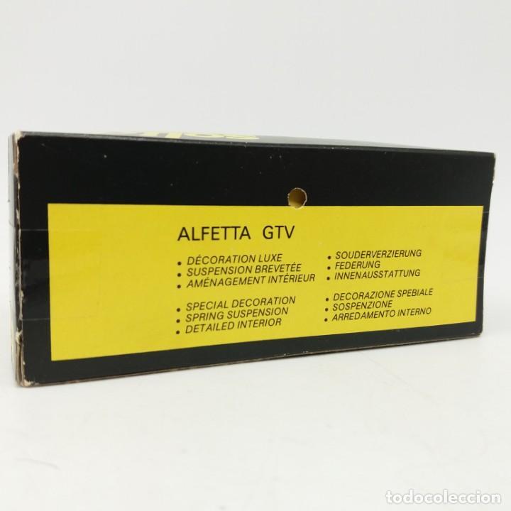 Coches a escala: Alfetta GTV de SÓLIDO año 1979 - No jugado - Foto 4 - 171046218