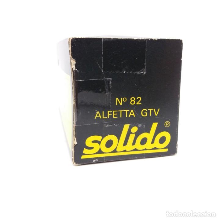 Coches a escala: Alfetta GTV de SÓLIDO año 1979 - No jugado - Foto 5 - 171046218