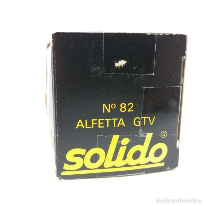 Coches a escala: Alfetta GTV de SÓLIDO año 1979 - No jugado - Foto 6 - 171046218