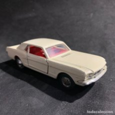 Coches a escala: COCHE FORD MUSTANG Nº 147 ESCALA 1/43 SOLIDO MADE IN FRANCE ORIGINAL 1966. Lote 171711942