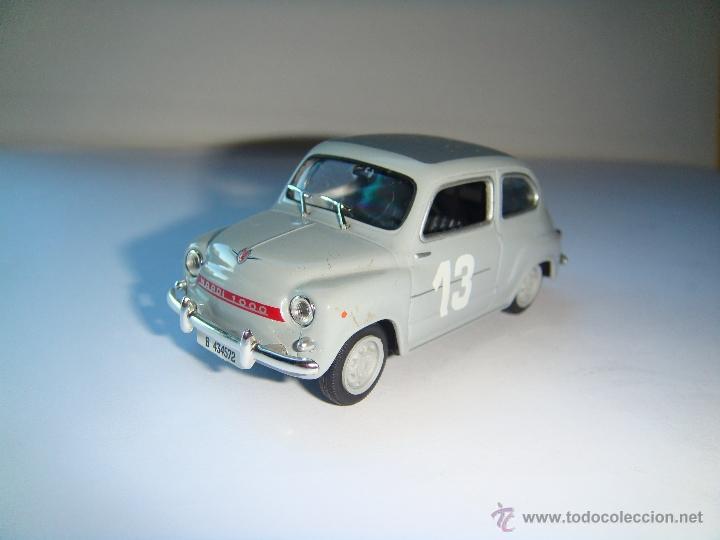 SEAT NARDI 1000 DE 1965 DE SOLIDO, COLECCION SEAT 600, MUY BUEN ESTADO - FLA (Juguetes - Coches a Escala 1:43 Solido)