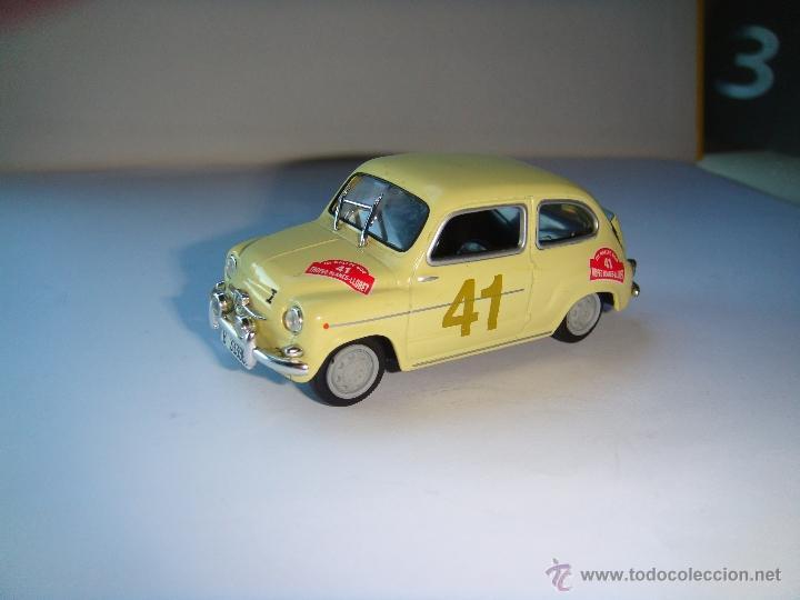 SEAT 600 CONTI DE 1963 DE SOLIDO, COLECCION SEAT 600, MUY BUEN ESTADO - FLA (Juguetes - Coches a Escala 1:43 Solido)