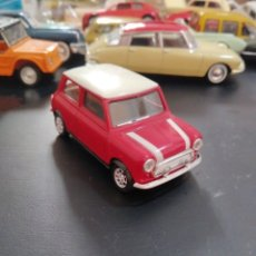 Coches a escala: MINI. ESCALA 1,43. Lote 174489862