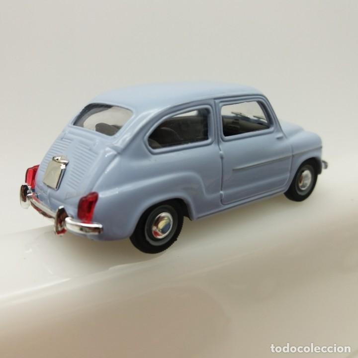 Coches a escala: Fiat 600D escala 1/43 de SOLIDO - Foto 2 - 175685982