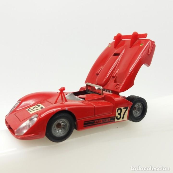 Coches a escala: Alfa Romeo 33/3 escala 1/43 de SOLIDO - Foto 2 - 175686220