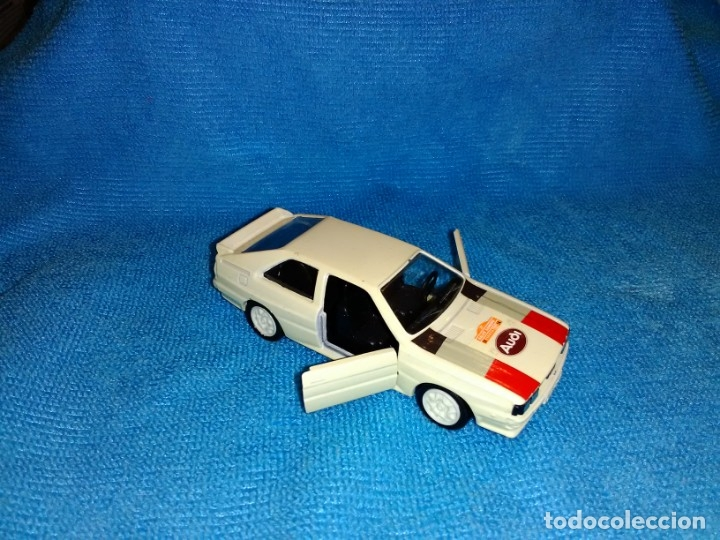Coches a escala: COCHE DE METAL - SOLIDO - AUDI QUATTRO - Nº 1215 - ESC 1/43 MADE IN FRANCE - Foto 1 - 176902858