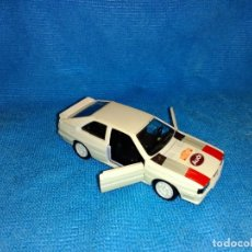 Coches a escala: COCHE DE METAL - SOLIDO - AUDI QUATTRO - Nº 1215 - ESC 1/43 MADE IN FRANCE. Lote 176902858