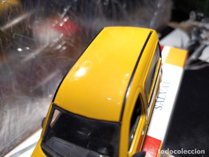 Coches a escala: Coche Escala 1:43 Salvat con caja Renault kangoo - Foto 2 - 177410454