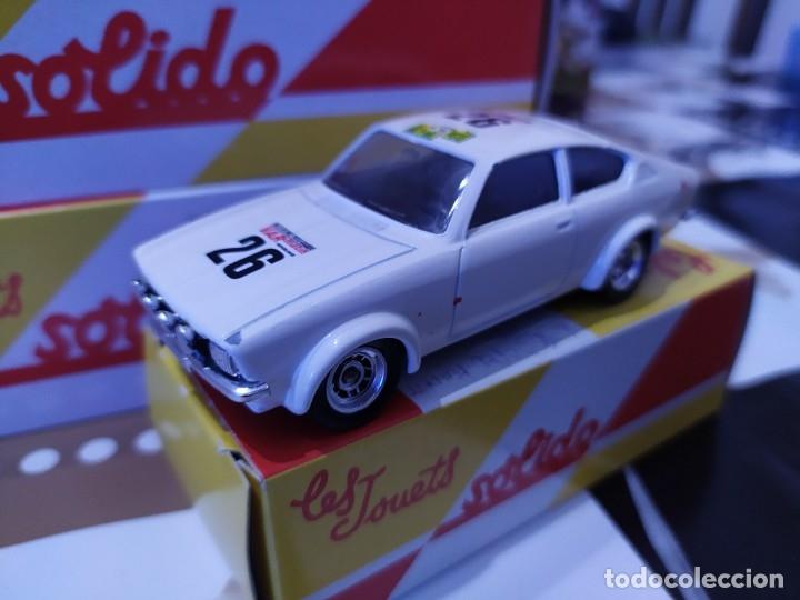 Coches a escala: Coche Escala 1:43 Salvat con caja marca sólido Opel kadett coupé GTE - Foto 2 - 177801180