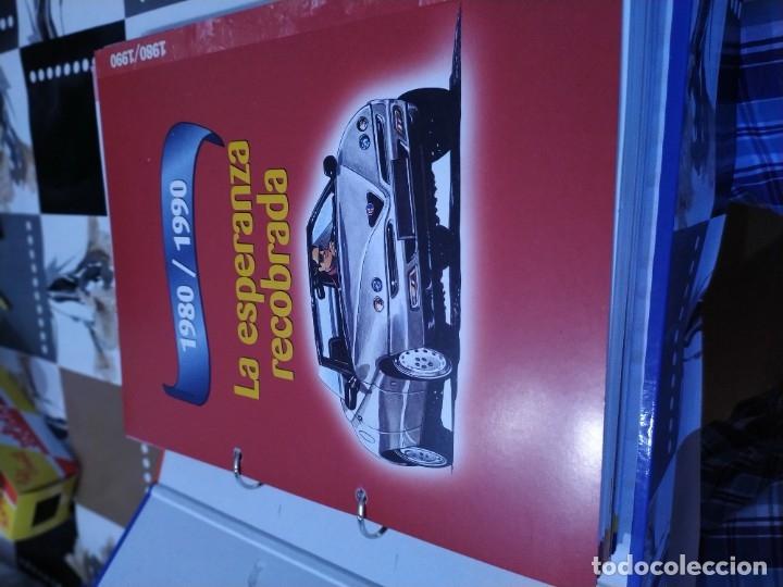 Coches a escala: Fichas de la colección Salvat coches inolvidables la esperanza recobrada 1980-1990 - Foto 2 - 177804392