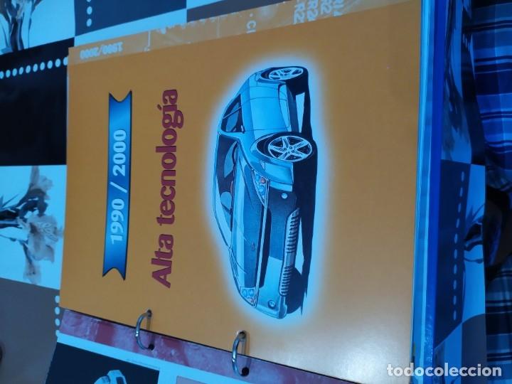 Coches a escala: Fichas de la colección Salvat coches inolvidables la esperanza recobrada 1980-1990 - Foto 5 - 177804392