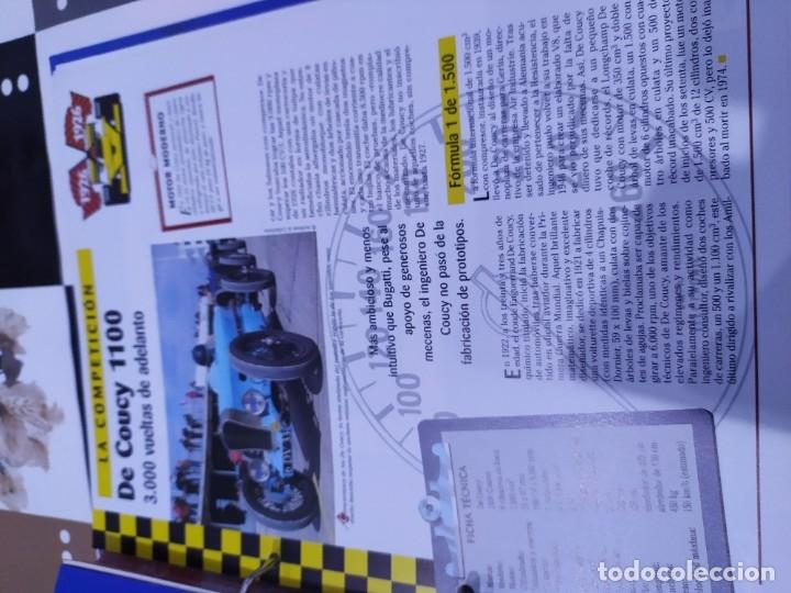 Coches a escala: Fichas de la colección Salvat coches inolvidables la esperanza recobrada 1980-1990 - Foto 8 - 177804392