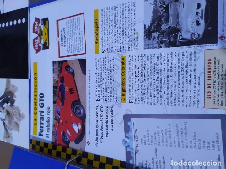 Coches a escala: Fichas de la colección Salvat coches inolvidables la esperanza recobrada 1980-1990 - Foto 9 - 177804392