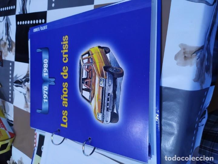 Coches a escala: Fichas de la colección Salvat coches inolvidables los los de la crisis 1970 1980 - Foto 2 - 177806754