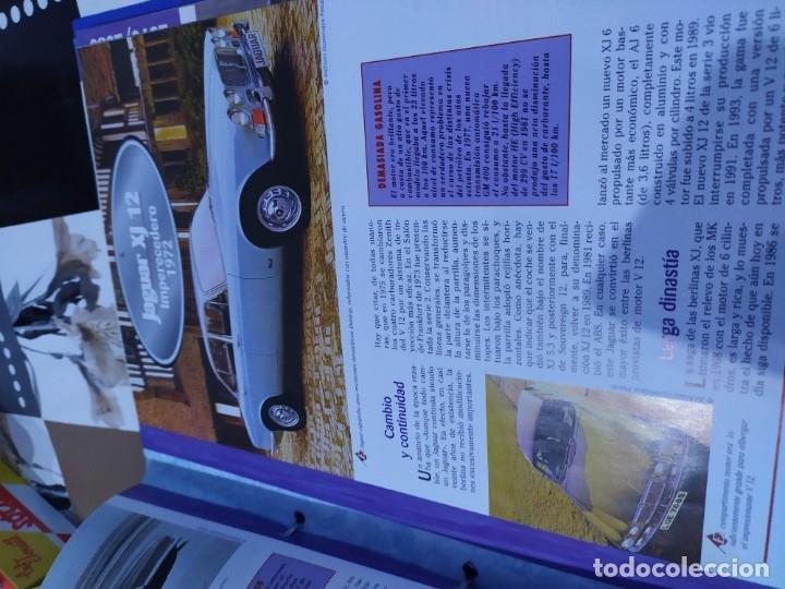Coches a escala: Fichas de la colección Salvat coches inolvidables los los de la crisis 1970 1980 - Foto 3 - 177806754
