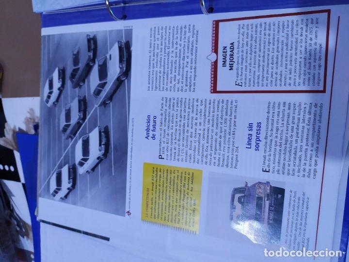 Coches a escala: Fichas de la colección Salvat coches inolvidables los los de la crisis 1970 1980 - Foto 4 - 177806754
