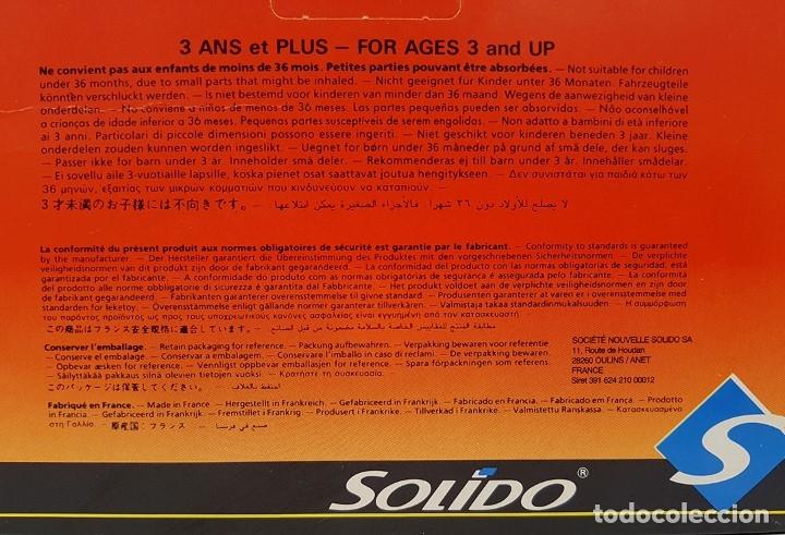 Coches a escala: BUGATTI ROYALE SOLIDO Ref. 4036 DIE CAST 1/43 (Made in France) NUEVO - Foto 2 - 182111165