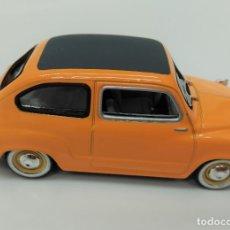 Coches a escala: SEAT 600 - SOLIDO ESCALA 1/43 - PERFECTO ESTADO!!. Lote 182681302
