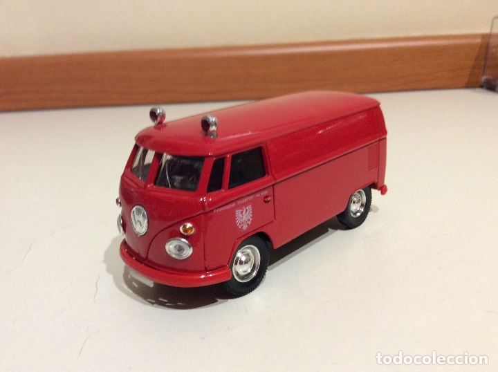 Coches a escala: Vw combi solido - Foto 1 - 182794176