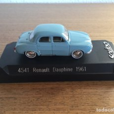 Coches a escala: RENAULT DAUPHINE 1961. Lote 183724626
