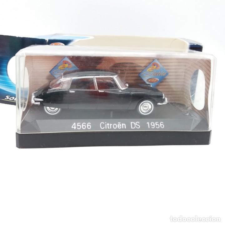 Coches a escala: Citroen DS 1956 de SOLIDO - siempre en vitrina - Foto 3 - 183819450