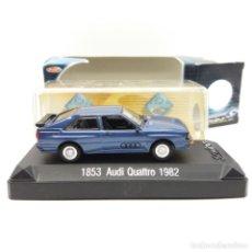 Carros em escala: AUDI QUATTRO 1982 DE SOLIDO - SIEMPRE EN VITRINA. Lote 183819802