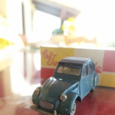Coches a escala: CITROEN 2 CV SOLIDO. Lote 188805591