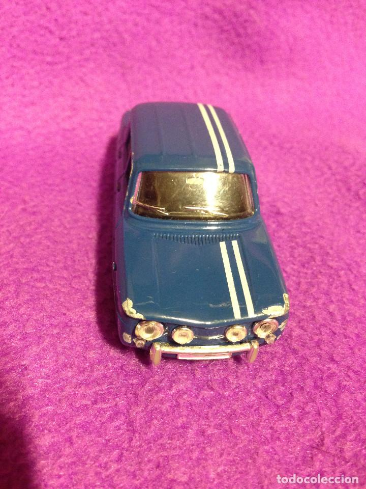 Coches a escala: Renault 8 solido .Made in France.1998. 1/43 - Foto 3 - 189436175