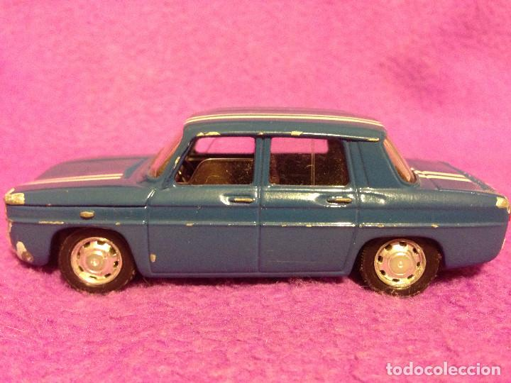 Coches a escala: Renault 8 solido .Made in France.1998. 1/43 - Foto 5 - 189436175